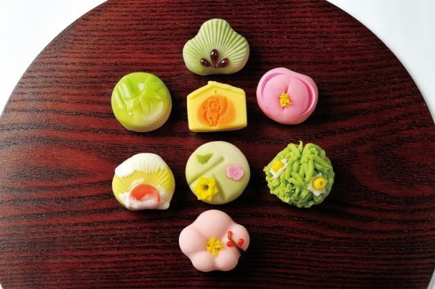 2016上生菓子